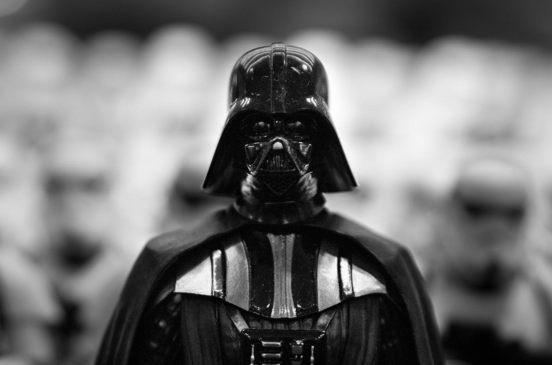 Darth Vader e energia