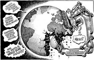 consumismo mundo